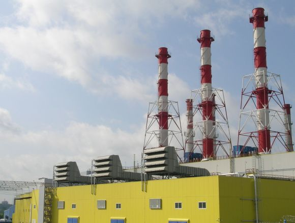 ГТЭС Коломенское, Москва